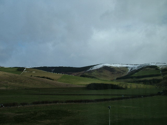 View from the Cardrona Hotel
