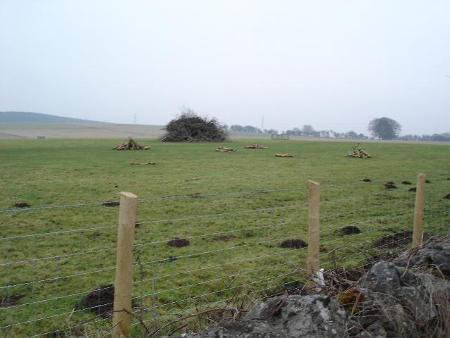 Caerwys countryside views