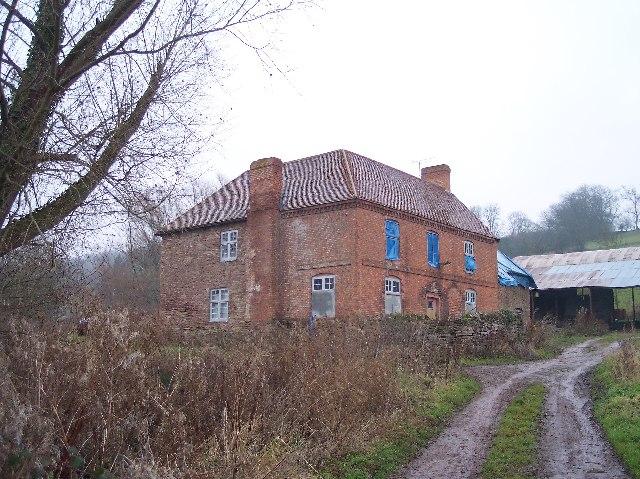 Moated Farmhouse