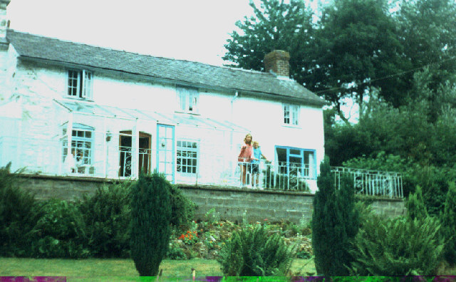 Welsh Cottage at Llandyssil