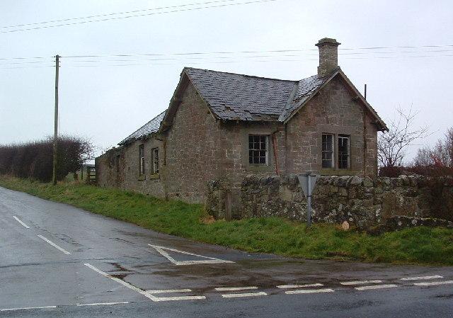 Derelict Farm Cottage