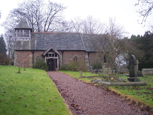 Evesbatch Church