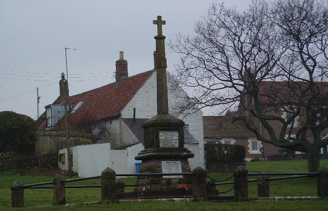 War Memorial East Ord