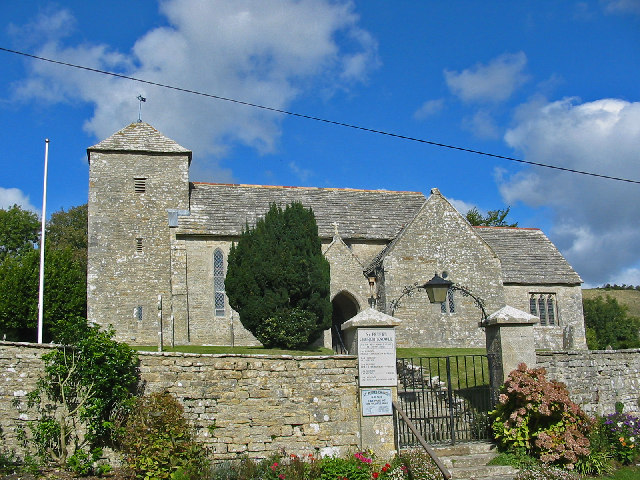St Peters Church Church Knowle Dorset