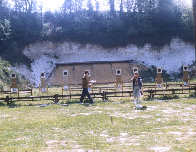 Rifle Range at Farnham