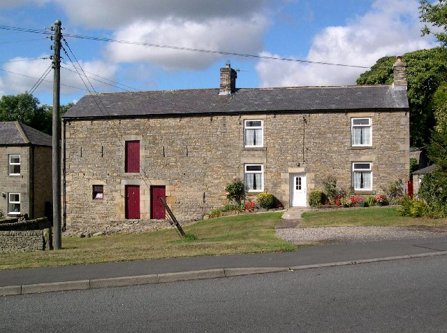 Smallholding, Catton Village