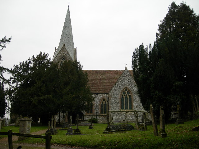 St Mary's Church Alderbury