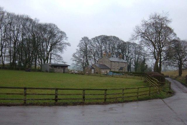 Pot Haw Farm, Coniston Cold
