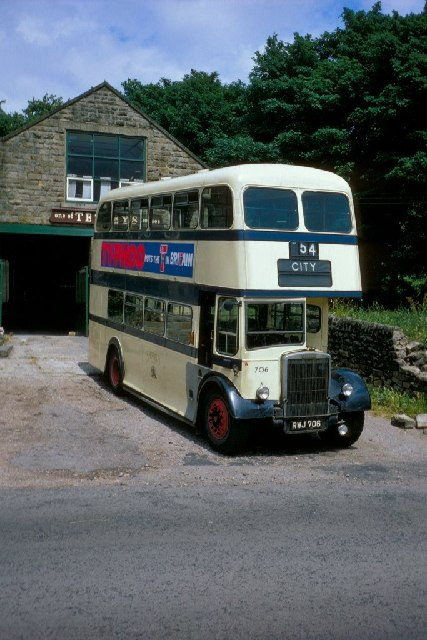 Rivelin Dams Bus Terminus