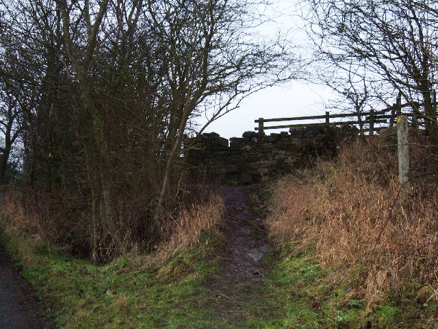 Pennine Way near Gargrave