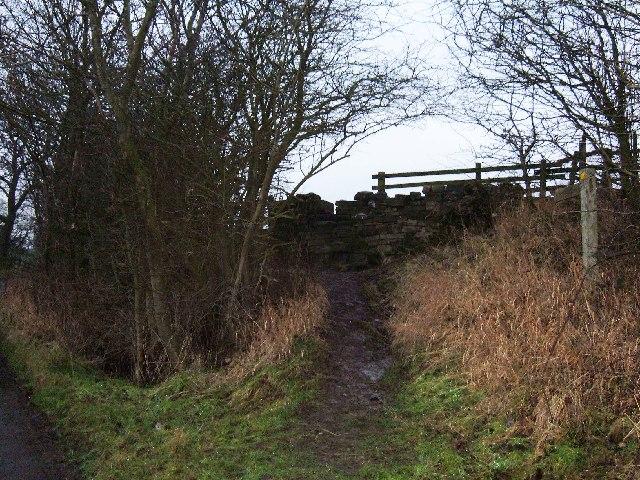 Pennine Way near Gargrave