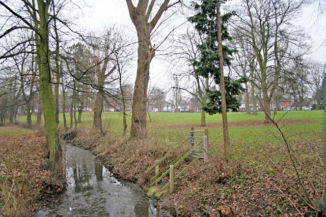 Westcotes Park, Leicester
