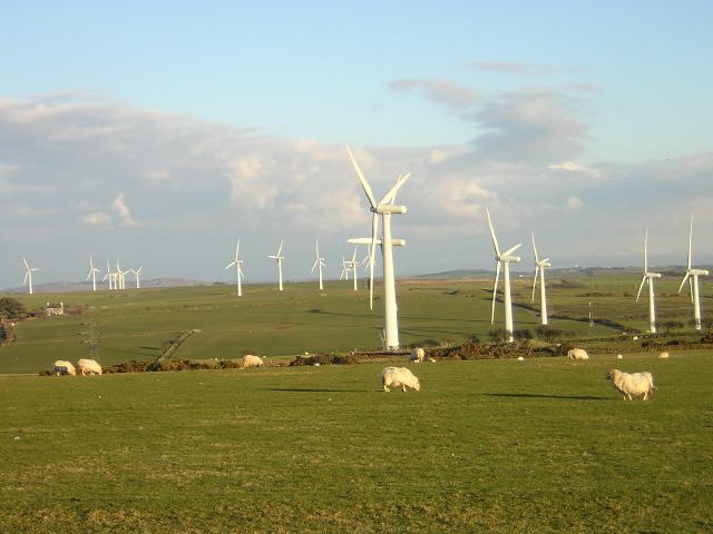 Llyn Alaw Wind Farm