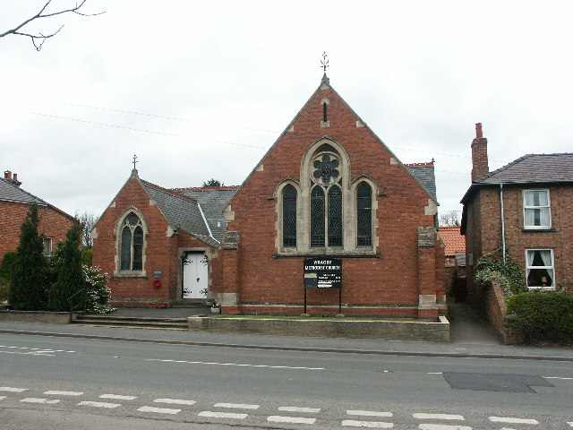 Methodist Church Wragby