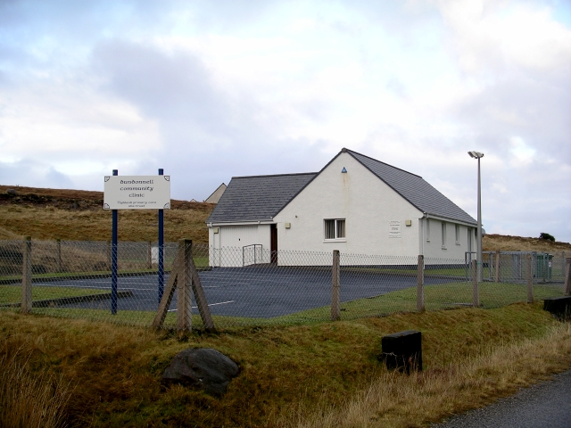 Dundonnell Community Clinic