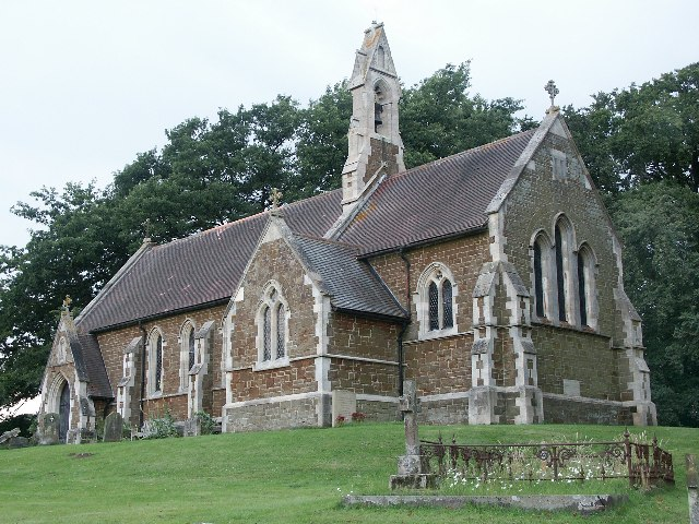 The church of St Martin, Withcall
