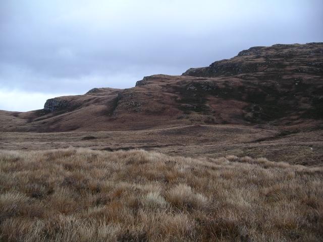 SW Ridge, Meall a Chairn