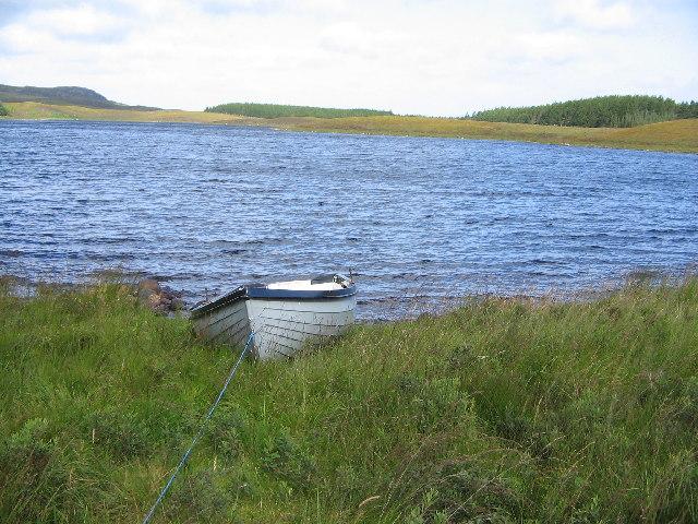 Loch nam Breac Mor