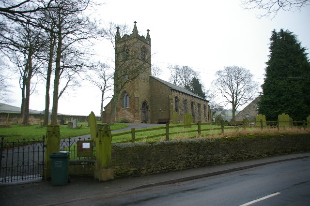Christ Church Lothersdale