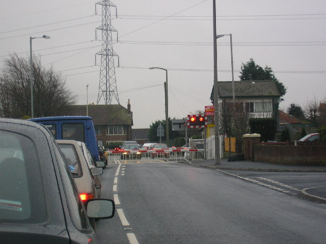 Carleton level crossing