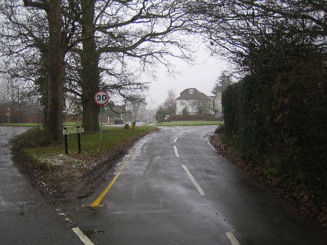 Little Chalfont: Church Grove