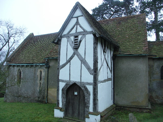 Little Hampden Church