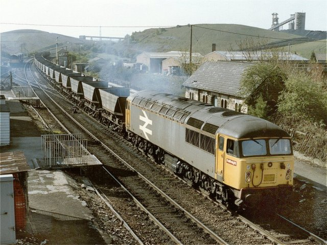 Railway Station, Shirebrook