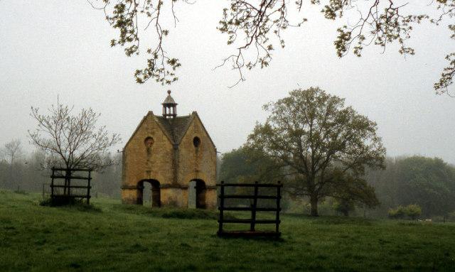 Dovecote at Chastleton House