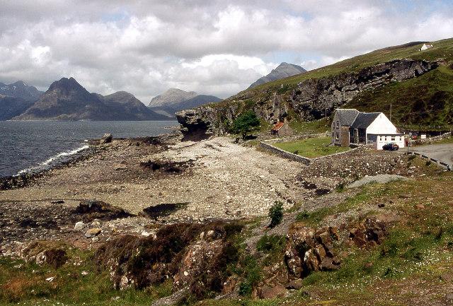 Elgol. Island Of Skye
