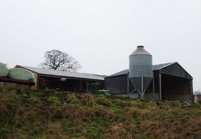 Stansfield Farm, Nappa