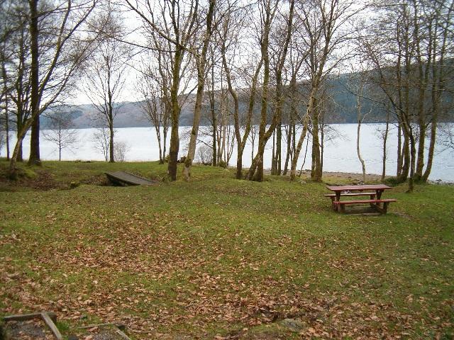 Ardray picnic site