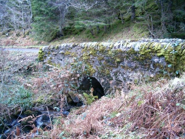Bridge under B840