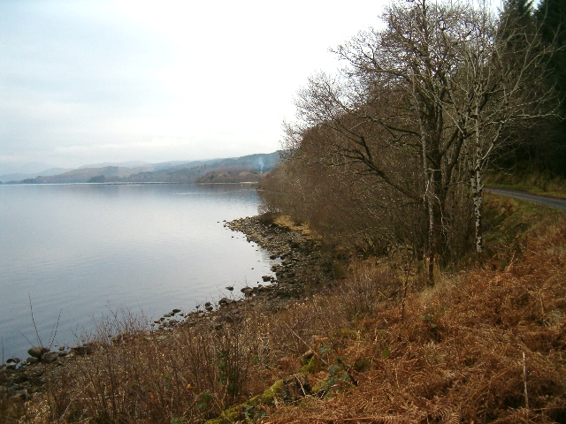 Shores of Loch Awe