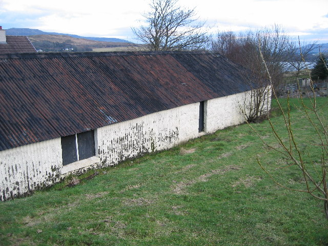 Long House in Bernisdale