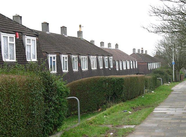 Postwar housing, Whitleigh