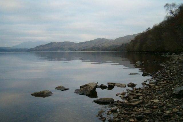 Shore of Loch Awe