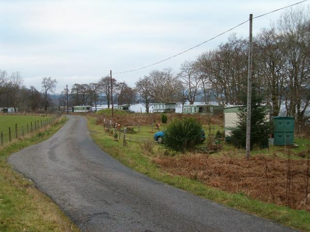 Lochside caravans