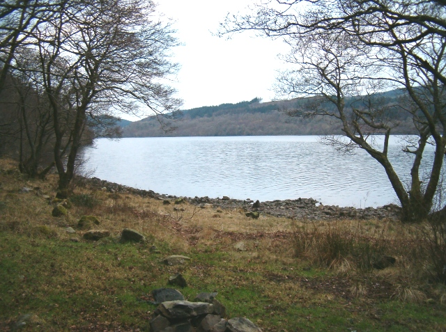 A view of Loch Awe