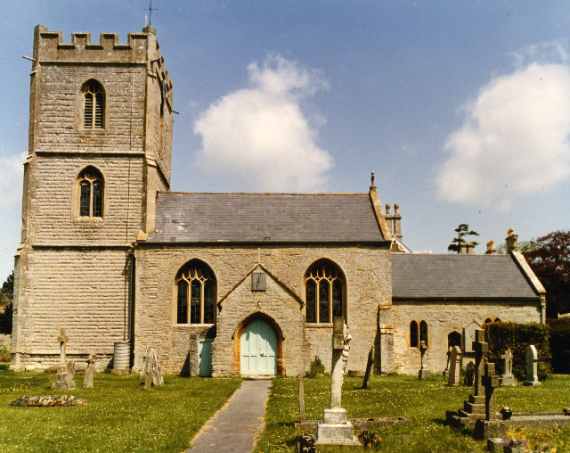 St Mary's Church Cossington