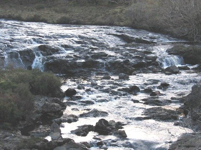 Treaslane River