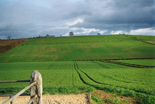 Site of the Battle of Flodden Field:: OS grid NT8837 :: Geograph ...
