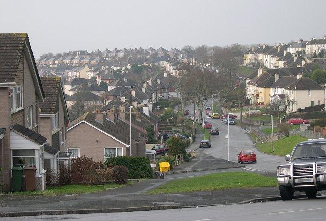 Suburban Housing, Kings Tamerton