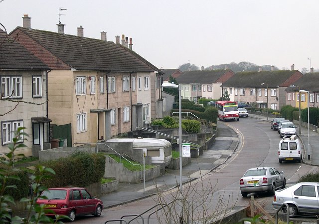 Fountains Crescent, Pennycross