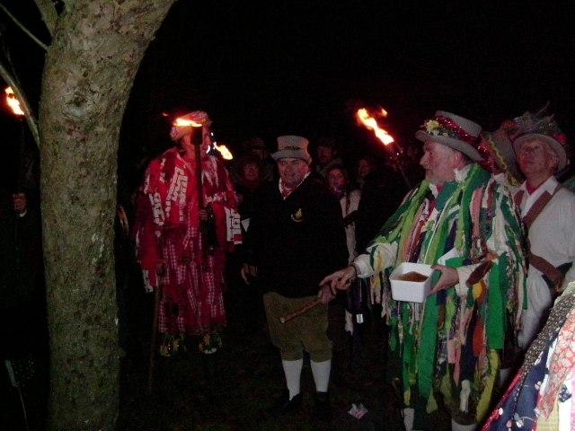 Twelfth Night Tradition