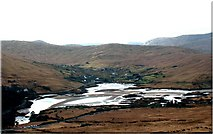 L8963 : Erriff River Estuary, Killary Harbour by Robert Bone