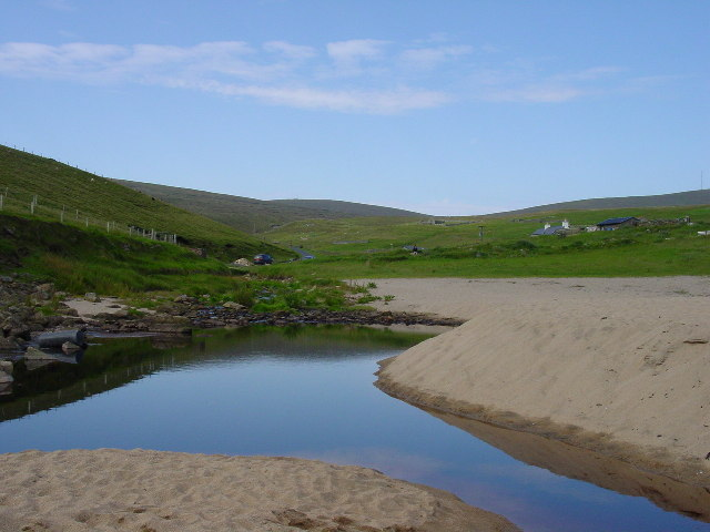 Wick of Skaw, Unst