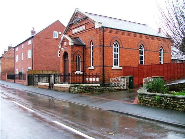 Wysall Wesleyan Methodist Chapel