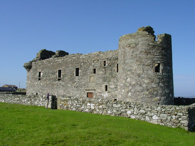 Muness Castle Unst