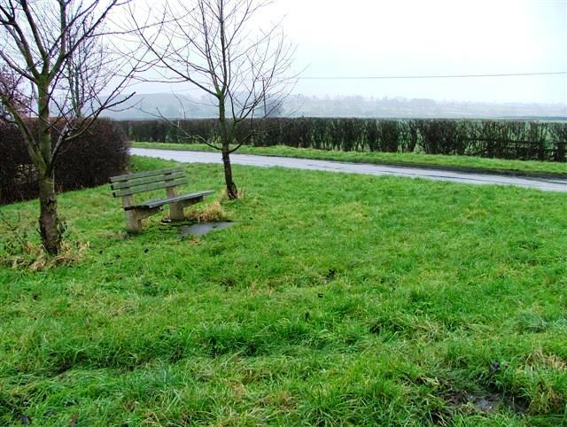 Seat, Widmerpool Road Junction