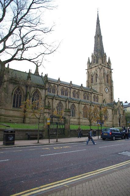 The Minster of St John the Evangelist